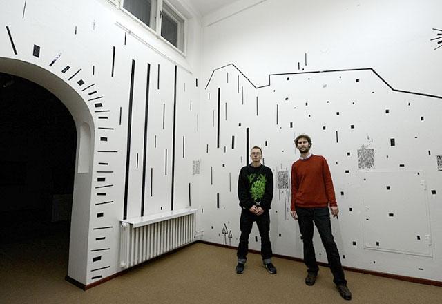 Výstava Martina Kyjovského