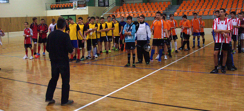 Studenti soutěžili ve futsalu a florbalu