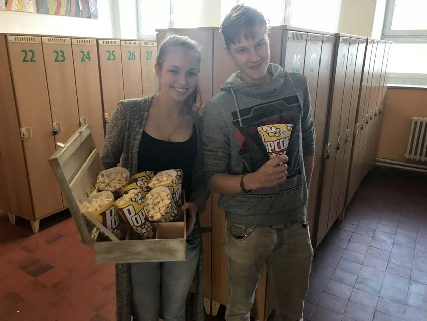 Popcorn day 2017