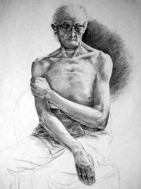 Kresba Kláry Štefanovičové