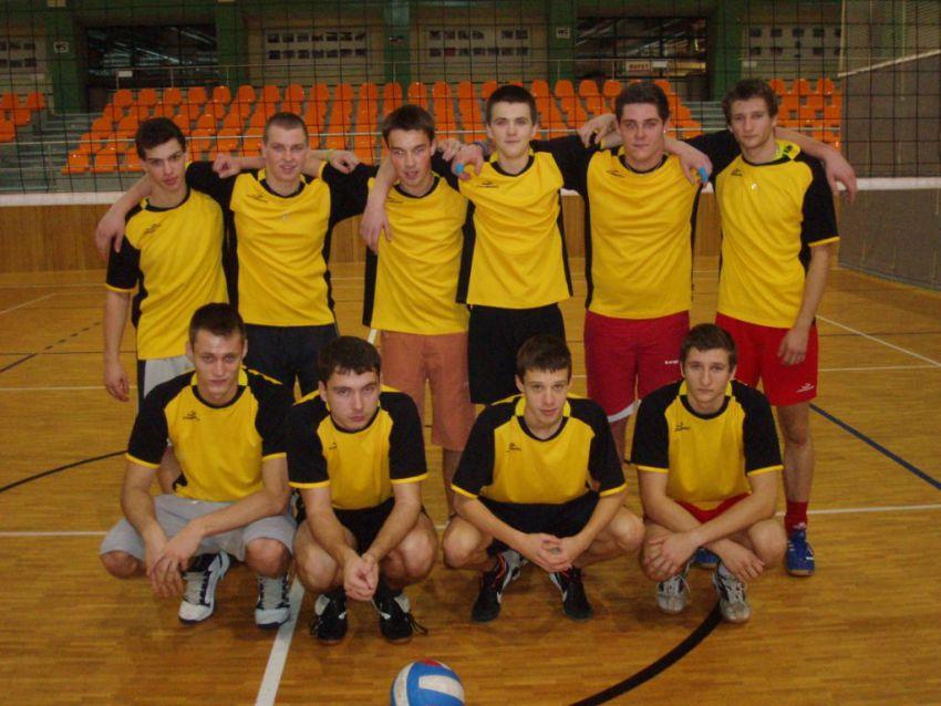 Volejbal 2012